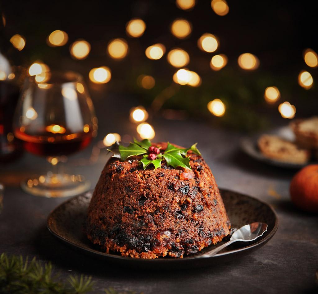 Vegetarian Christmas Pudding Recipe